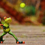 レッドボールは、テニスが上手くなる。